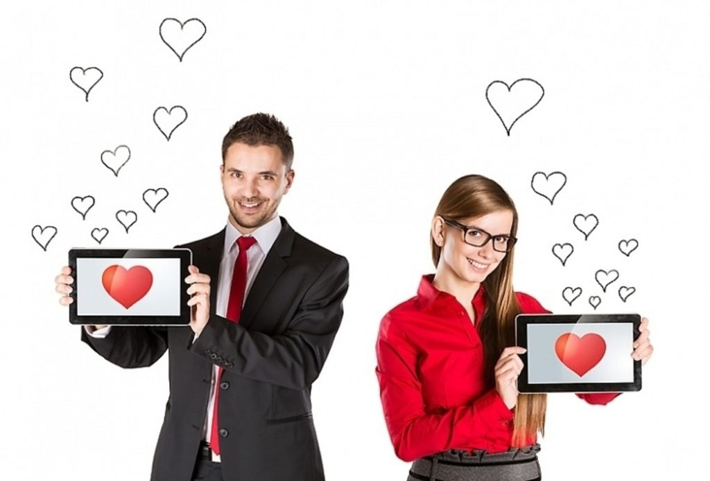 Relations Through the Internet: Are They Possible?