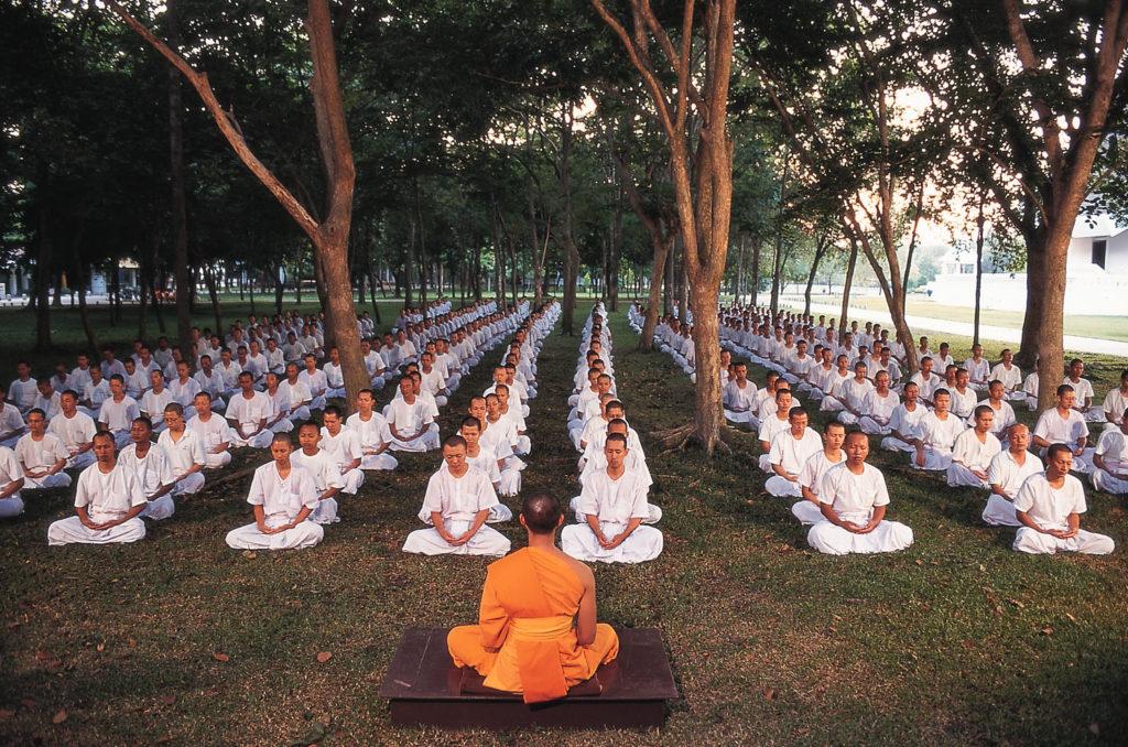 Випассана – буддийская практика.